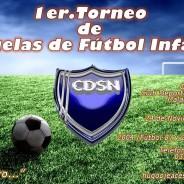 Primer Torneo de Escuelas de Fútbol Infantil