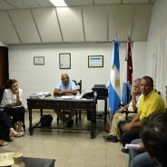 Resumen de la reunión con el Intendente de Malagueño