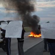 Resumen de la Protesta de Vecinos de Villa San Nicolás
