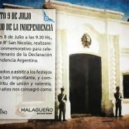 Acto por el Bicentenario de la Independencia