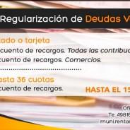 Plan de regularización de deudas vencidas
