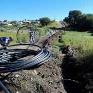Información del Municipio sobre los trabajos en la red de agua
