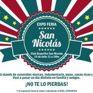Expo Feria San Nicolás